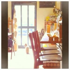 {仮}(カッコカリ)(高岡市)古い町家を改装したカフェ&アンティーク雑貨のお店