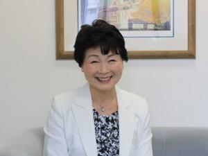 「私たち」「社会」という広い視野で考え、役割を担っていく。-Atsuko Oyama-  尾山敦子氏